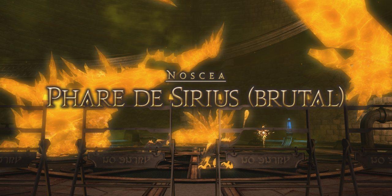 Guide : Le Phare de Sirius Brutal