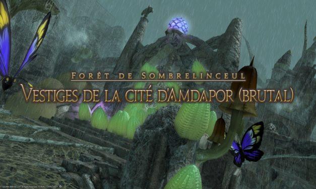Guide : Les Vestiges de la cité d'Amdapor Brutal